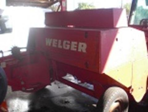 Agroem - EMPACADORA WELGER AP 400 - AGROEM Maquinaria Agrícola y Jardinería