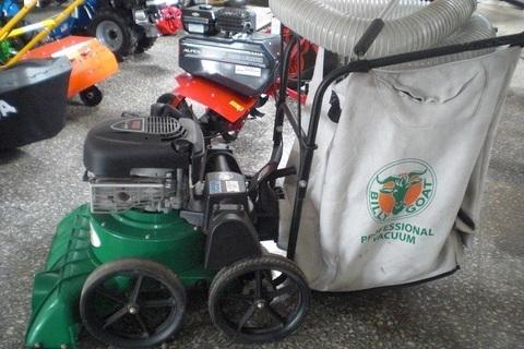 Agroem - ASPIRADORA MOTOR BILLY GOAT - AGROEM Maquinaria Agrícola y Jardinería