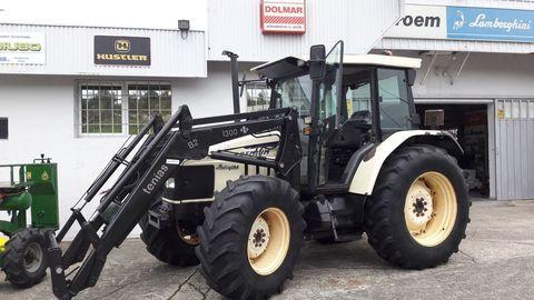 Agroem - TRACTOR LAMBORGHINI 950 PREMIUM - AGROEM Maquinaria Agrícola y Jardinería