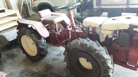 Agroem - TRACTOR PASQUALI - AGROEM Maquinaria Agrícola y Jardinería