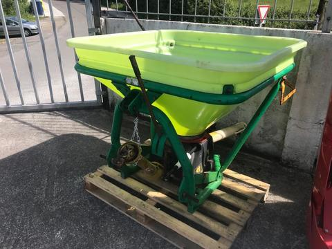 Agroem - Abonadora pendular 600 Kg. - AGROEM Maquinaria Agrícola y Jardinería