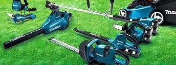 Agroem -  Máquinas a batería - AGROEM Maquinaria Agrícola y Jardinería
