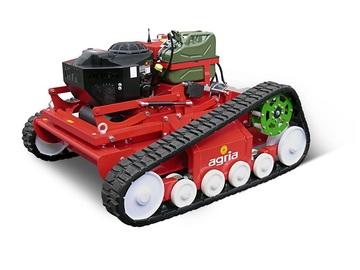 Agroem -  Robot desbrozador teledirigido - AGROEM Maquinaria Agrícola y Jardinería